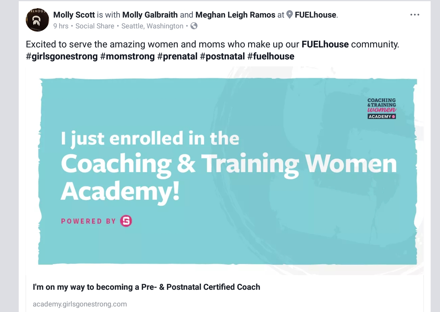 Welcome to the coaching training women academy see more testimonials xflitez Images